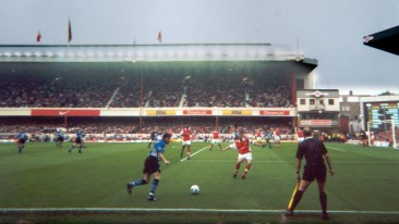 Sheffield Wednesday playing their last Premier League match in 2000 Creative Commons (c) Wikipedia